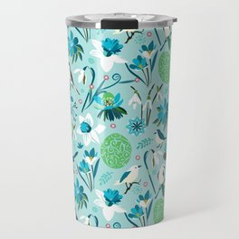 Finally Easter! [blue'n rose] Travel Mug
