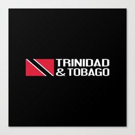 Trinidad & Tobago Canvas Print