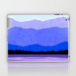 Blue Ridge Mountains Laptop & iPad Skin