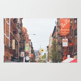 Mulberry Street Little Italy Rug