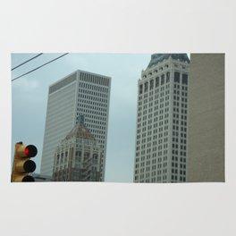 Art Deco Downtown Tulsa Rug