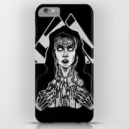 She's Filled with Secrets - Laura Palmer - Twin Peaks iPhone Case