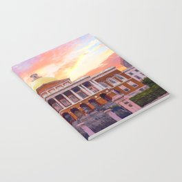 Massachusetts State House #painting #painterly #architecture Notebook