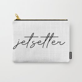 jetsetter Carry-All Pouch