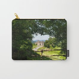 The abandoned ancient Monterano Carry-All Pouch