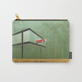 """""""You killed the car"""" - Ferris Bueller's Day Off Carry-All Pouch"""