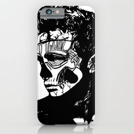 James Dean. Rebel: Zombie. iPhone Case