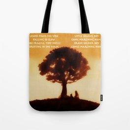 Iroh's tale Tote Bag
