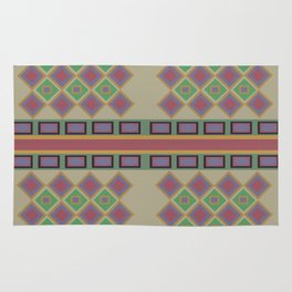Tribal Design Rug