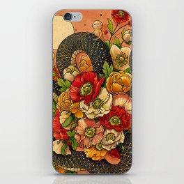 Summer Bouquet iPhone Skin