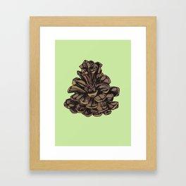 Pining Framed Art Print