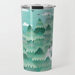 Tree Hugger (Spring & Summer version) Travel Mug
