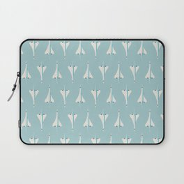 Concorde Supersonic Jet Airliner - Sky Laptop Sleeve