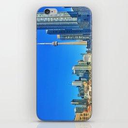 Toronto Skyline iPhone Skin