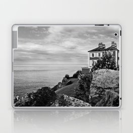 Home on the Irish Coast in Howth Ireland Laptop & iPad Skin