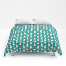 Polar Seltzer Comforters