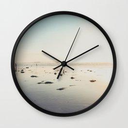 San Diego Scripps Beach Wall Clock