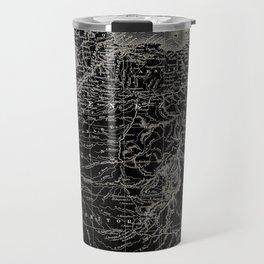 Venezuela Antique Map Travel Mug