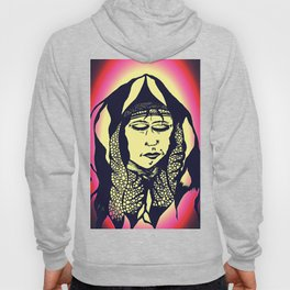 Peaceful Native American - Hoody