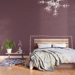 Solid Dull Purple Color Wallpaper
