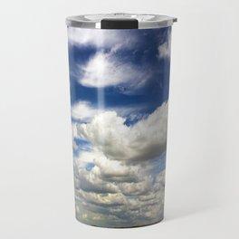 Everglades Sky Travel Mug