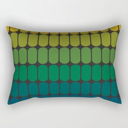 Verdant Capsule Rectangular Pillow