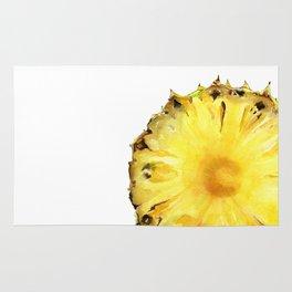 Pineapple Slice Rug