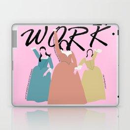 The Schuyler Sisters Laptop & iPad Skin