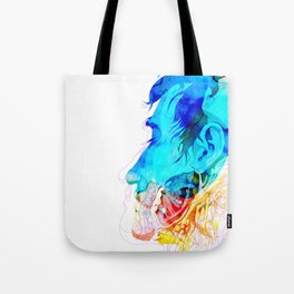 Anatomy Quain v2 Tote Bag