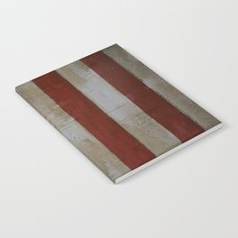 Wood Stripes Notebook