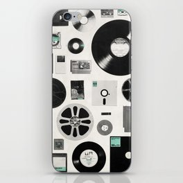 Data iPhone Skin