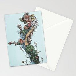 Savage Civilization Stationery Cards