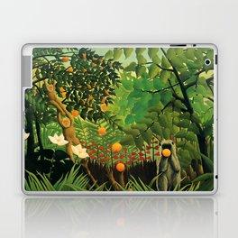 "Henri Rousseau ""Exotic landscape"", 1910 Laptop & iPad Skin"