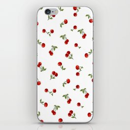 Cherries iPhone Skin