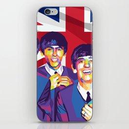 The Beatle iPhone Skin