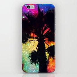 Space Cali iPhone Skin