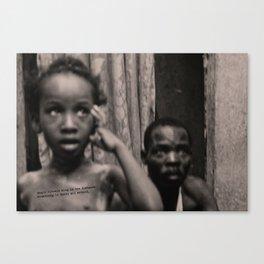 Lyrical Haiti 08 Canvas Print