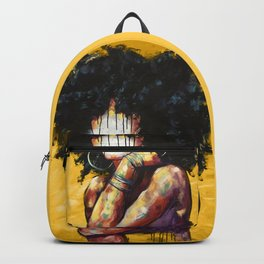 Naturally II GOLD Backpack