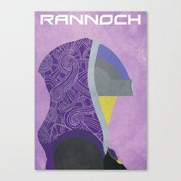 Rannoch - Mass Effect Canvas Print