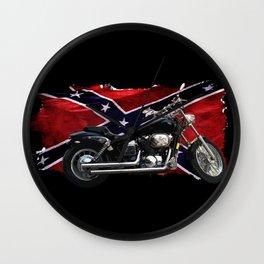 Rebel Rider Wall Clock
