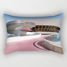 M.A.C. Contemporary Art Museum of Rio de Janeiro  Rectangular Pillow