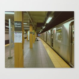 Main Street Station New York Canvas Print