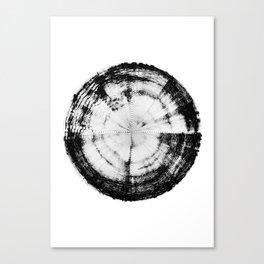 Pain Emotion (HATE IN-SITU) Canvas Print