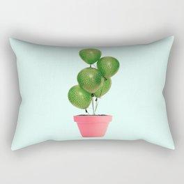 CACTUS BALLOON Rectangular Pillow