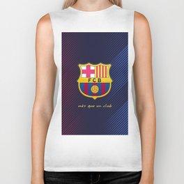 FC Barcelona Biker Tank