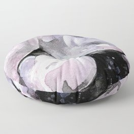 Nude by Kathy Morton Stanion Floor Pillow
