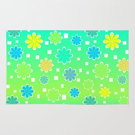 Joyful summer Rug