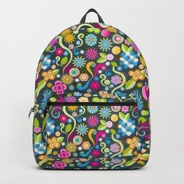 Psychedelic 2CV Backpack
