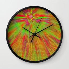 Wholehearted colors ... Wall Clock