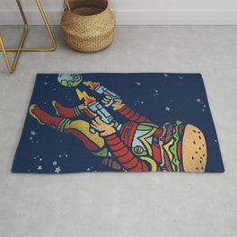 The End is Fry! Rug